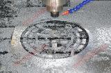 Ranurador del CNC del corte de la aleación del terminal de componente de la alta calidad
