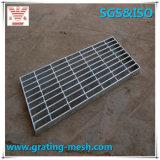Metaal Gegalvaniseerde Grating van het Staal voor het Loopvlak van de Trede (ISO)