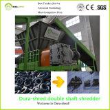 機械をリサイクルする使用されたタイヤをDura寸断しなさい