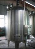 Réservoir électrique de chauffage au gaz de réservoir de cuve de fermentation de réservoir de chauffage de vapeur