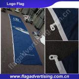100% bandeira feita sob encomenda da bandeira da impressão de cor cheia do poliéster, bandeira da promoção