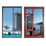 Feelingtop Tilt e Turn Interior e Exterior Aluminium Windows (FT-W108)