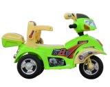 차에 아기 건전지 기관자전차 /Electric 3 바퀴 기관자전차 장난감 또는 아이 탐