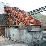 非金属鉱山のための高周波鉱山の電磁石の振動スクリーン