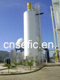 Tanque de armazenamento criogênico do gás da indústria de LOX/LIN/LAR (CFL)
