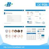Rimozione calda dei capelli del diodo di vendita 808nm fatta in Cina