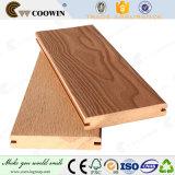 Panneau extérieur de Decking du pin WPC de bois de charpente en plastique 150X25mm
