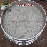 Tamiz vibratorio rotatorio circular químico del vibrador (XZS1000)