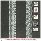Testo fisso di nylon del merletto di alta qualità di 100%