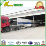 Cimc 2/3 Axle Car Transport Trailer
