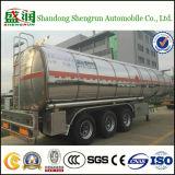ディーゼル半タンク燃料の原油の輸送のトレーラーまたは原油のトレーラー