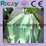 Стекло фабрики 6.38mm Китая утесистое ясное прокатанное с сертификатом Ce/ISO