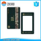 Smart card plástico Rewritable em branco com a microplaqueta Sle4442