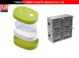 プラスチックお弁当箱型