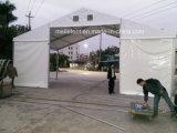Tente en aluminium de bâti de qualité avec la tente d'entrepôt de ventilation