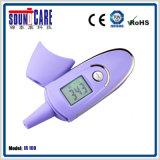 Thermomètre infrarouge d'oreille de Digitals d'usine (IR 100) avec l'affichage à cristaux liquides