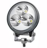 Runde LED Arbeitsleuchte 9 Watt-