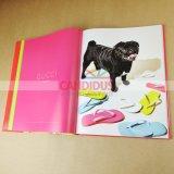 Высокопоставленное книжное производство Photograghy книга в твердой обложке книжного производства искусствоа