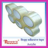 Super freies lärmarmes BOPP anhaftendes Verpackungs-Band