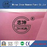 Tela no tejida de Weifang 100%PP para los bolsos del color