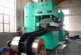 중국은 측벽 컨베이어 벨트 기계 고무 기계를 주름을 잡았다