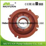 Alto Cromo ASTM A532 de hierro fundido de lechada piezas de la bomba de succión de la placa