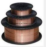 中国のソリッドワイヤ、二酸化炭素の溶接ワイヤ、MIG/TIGの溶接ワイヤ、Er70s-6、0.8/0.9/1.2mm、最もよい価格および良質