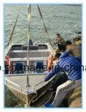 Aluminiumvergnügens-Boot