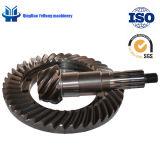 Ingranaggi conici di azionamento di alta qualità BS5006 6/35 dell'asse dell'automobile del camion di spirale posteriore dell'attrezzo
