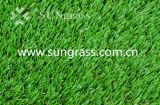 Herbe artificielle d'horizontal doux (SUNQ-HY00134)