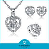 10 jaar van de Fabrikant Amy 925 de Echte Zilveren Reeks van Juwelen (r-0070)