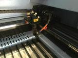 CO2 de madeira 80With100W de Reci do cortador e do gravador do laser da máquina do laser do CNC 9060 com dispositivo giratório