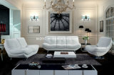Sofa de cuir véritable de salle de séjour (SBL-9034)