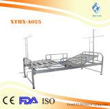 Letto di ospedale portatile di lusso dell'acciaio inossidabile di certificazione del Ce