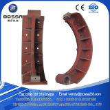Ductil Iron Casting, CNC Machining Brake Shoe para Tratora, Agriculture Machinery.