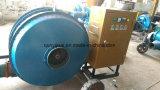 사일로로 입자식 이동할 수 있는 압축 공기를 넣은 컨베이어 운반