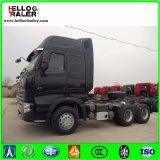 Camion del trattore del camion HOWO A7 della rotella di HOWO 6X4 420HP 10 cino da vendere