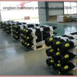 Alta calidad de aceite hidráulico telescópico Cilindro con ISO9001