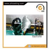 CNC 디젤 엔진 기관차를 위한 기계로 가공 알루미늄 합금 126X1659-1 압축기 바퀴 임펠러