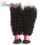 Weave волос Remy горячего сбывания верхний популярный индийский Kinky курчавый