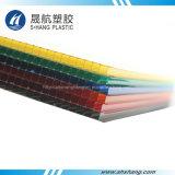 De tweeling Plaat van het Polycarbonaat van de Muur Holle Plastic voor Dakwerk