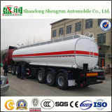 3 as 4060cbm Tanker Semi Traielr van de Opslag van de Olie de Vloeibare Chemische