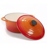 中国からの製品のエナメルの鋳鉄の鍋の調理
