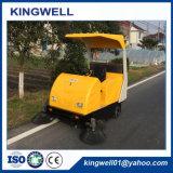 Машина метельщика дороги метельщика Ce Approved электрическая с заряжателем (KW-1760C)