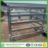 Изготовление панели загородки скотин более низкого цены
