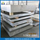 Piatto di alluminio rotolato 6061 6082 T6 per il piatto della muffa della lavorazione con utensili