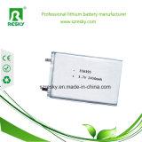 116590 de Batterij van het Herladen van Lipo 3.7V 7500mAh voor Monitor