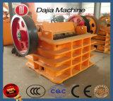 鉱山でかSmeltingまたは建築材料またはハイウェイ広く利用された中国石の顎粉砕機