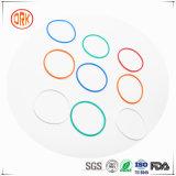 De kleurrijke FDA van het Silicium Verbinding van de O-ring van de O-ring As568 Standaard voor Huishoudapparaat