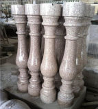 Granite naturel Stone Balustrade pour Indoor et Outdoor